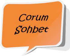 Sohbetiyi.org corum sohbet