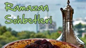 Ramazanda sohbet